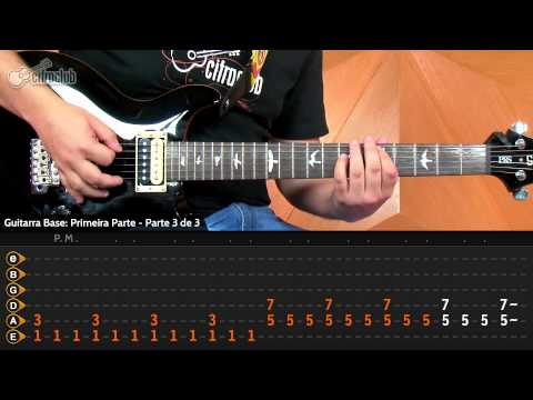 Run To The Hills - Iron Maiden (aula De Guitarra)