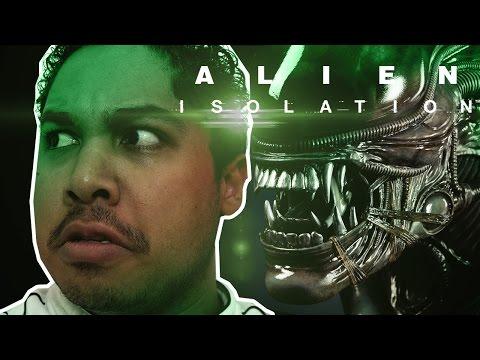 Alien Isolation #07   ★ PEUR, STRESS & DISCRETION