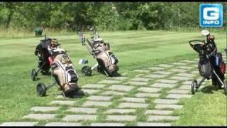 Учимся играть в гольф (Курорт Пирогово).f4v