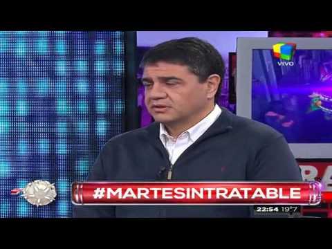 Martiniano Molina cuenta los motivos de su salto a la política