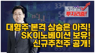 [박진섭의 투자리즘] 대형주 본격 상승은 아직! SK이…