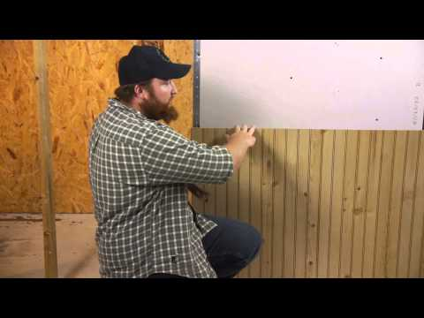 How to Remove Wood Paneling From the Walls : Walls & Paneling