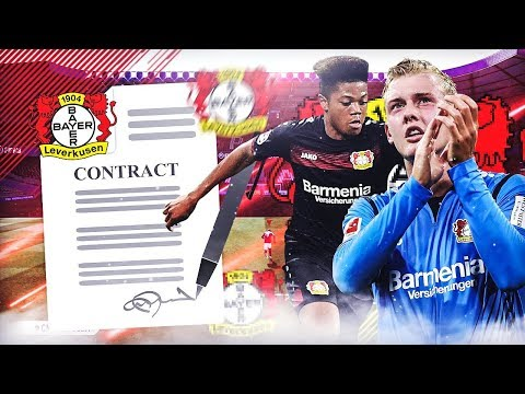 FIFA 18 | CARRIÈRE BAYER LEVERKUSEN : ACCEPTER TOUTES LES OFFRES CHALLENGE !