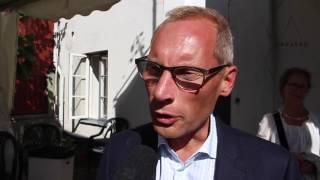 Davvero frågar: Staffan Hansén, VD SPP Pension & Försäkring