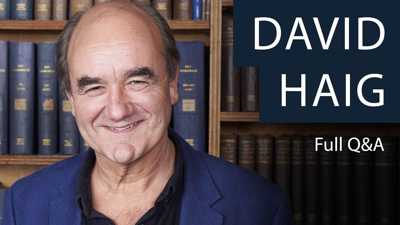 Download David Haig   Full Q&A at The Oxford Union