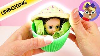 Cupcake Surprise | Roztomilá princezna v dortíku