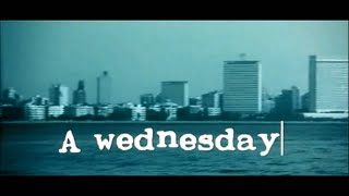 a wednesday movie parody