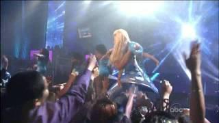 Nicki Minaj Roman In Moscow 2011 New Year S Rockin Eve HD 720p