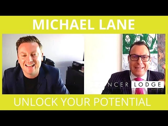 Michael Lane - Unlock Your Potential At The National Achievers Congress