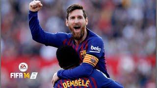 FIFA 14 - SEASON 2020 UPDATE ★ LATEST TRANSFERS, KITS, FACES, GAMEPLAY, MINIFACES, ETC ✔