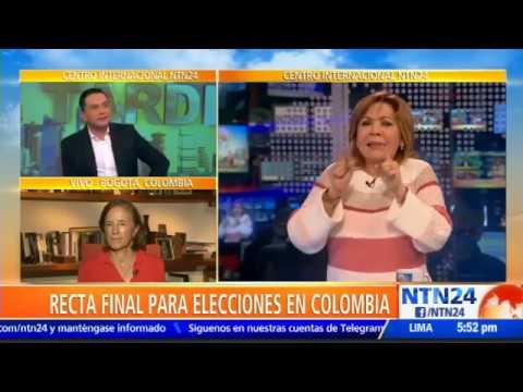 ¿Cuál es el ambiente en Colombia en la recta final para las elecciones presidenciales?