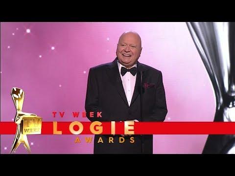 Bert Newton returns to the TV Week Logie Awards | TV Week Logie Awards 2018