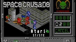 Space Crusade - Atari ST (1992)
