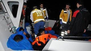 مأساة الهجرة تتواصل: غرق مهاجرين بينهم رضيع قبالة السواحل التركية   10-3-2016