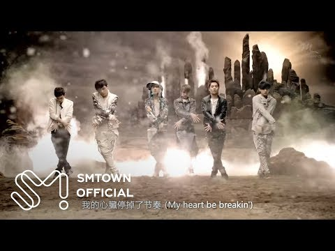 EXO-M_HISTORY_Music Video (Chinese ver.)