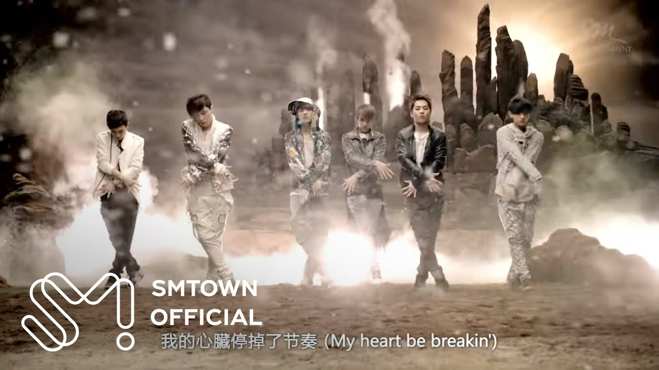 Download EXO-M 엑소엠 'History' MV (Chinese Ver.)