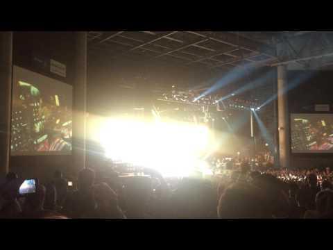 Blink 182 - Dammit (Live MIDFLORIDA Credit Union Amphitheatre 2016)