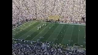 1999 Michigan vs. Notre Dame