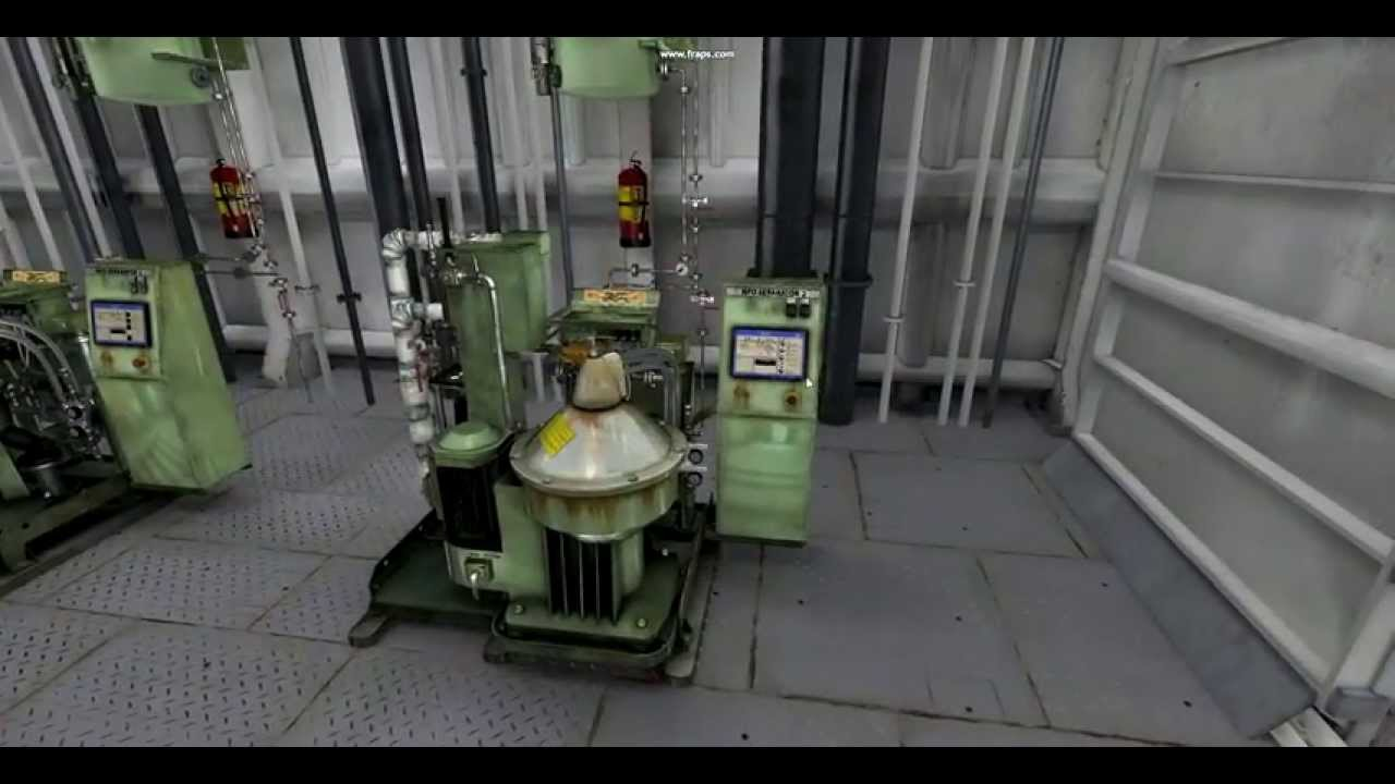 Engine room simulator 3d separator kongsberg digital for 3d room simulator