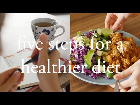 5 Steps to some Heart-Nutritious Diet