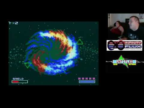 Star Fox (SNES) How to Access the Black Hole