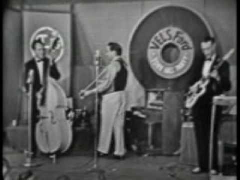 Johnny Cash - Folsom Prison Blues THP 1959
