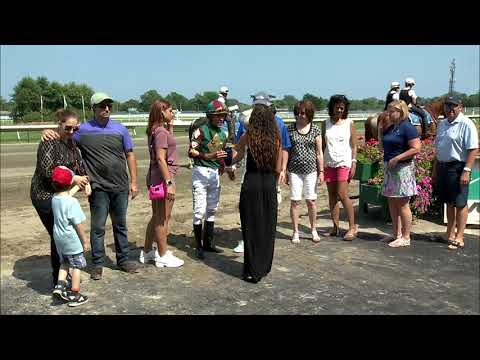 video thumbnail for MONMOUTH PARK 7-28-19 RACE 6