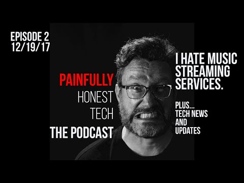 I HATE MUSIC STREAMING SERVICES//PHT The Podcast-Ep. 2