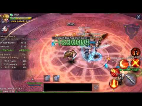 Heroes of Chaos Alliance War 2016 11 10 s28 [HD]