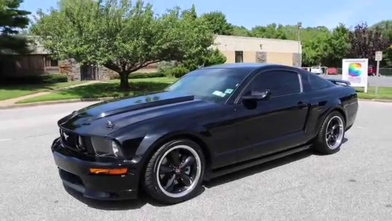 $16,995 - 2007 Ford Mustang GT/SC Supercharged For Sale~5 Speed~Show  Car~BIG $ INVESTED!!