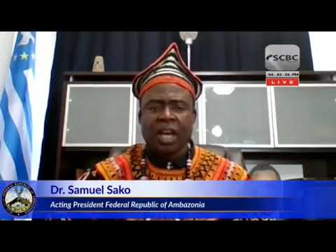 Rebroadcast of State of the Union  With AP Dr. Samuel Ikome Sako! Watch.........