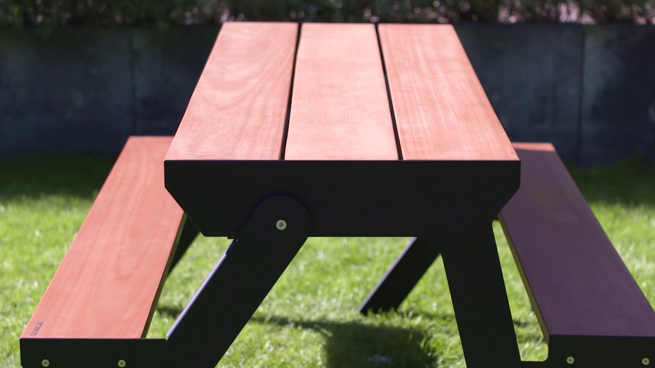 Picknicktafel Inklapbaar Tot Bank Spinwood Tuinbank Spinwood