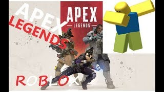 APEX LEGENDS en ROBLOX??? | Brickbattle Royale