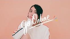 GO ONLINE  🖥  ( Lyric Video ) || Reese Lansangan