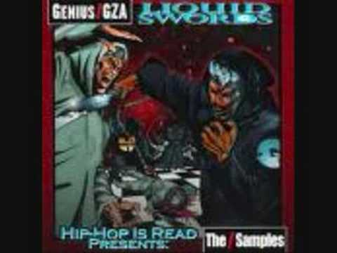 Gza Liquid swords 4th chamber Samurai Edition