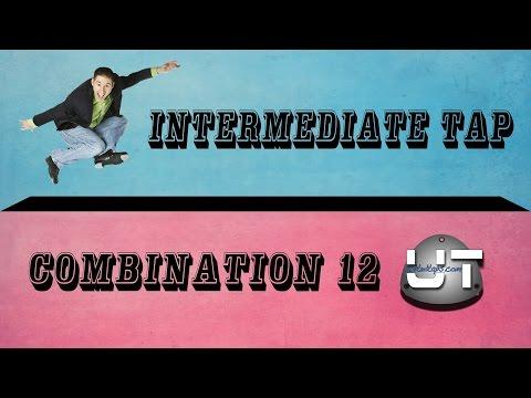 Intermediate Tap Dance Combination 12 By Rod Howell