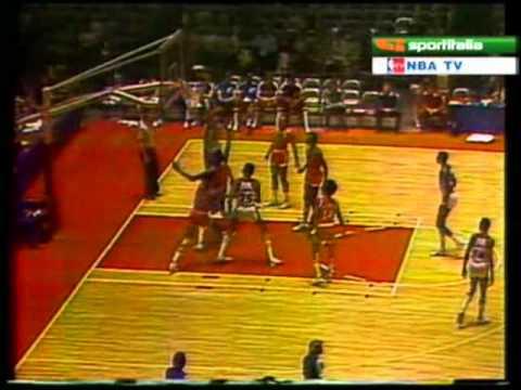 Artis Gilmore (33pts) vs. Spirits (ABA 1976)