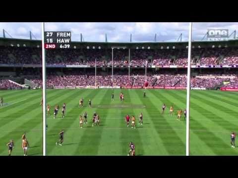 Highlights Elimination Final - Fremantle V Hawks