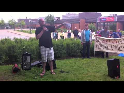 Nova Scotian Labour Leaders Solidarity Messages to CUPW Members in Halifax