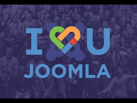 I love you joomla - Karaoke
