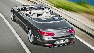 Mercedes S-Class Cabriolet - All Videos