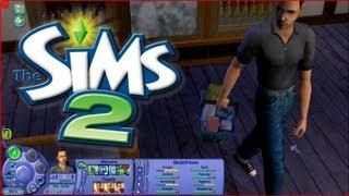 Let's Play Die Sims 2 #11 - Der Einkaufskorb macht nur Probleme