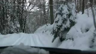 Du moulin de Regné à la piste de ski de Lierneux !