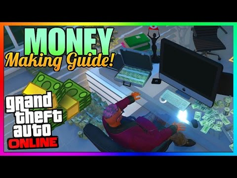 "GTA 5 Online: BEST ""CEO"" MONEY GUIDE! - Best Fast Easy Money Not Money Glitch PS4/Xbox One/PC 1.42"