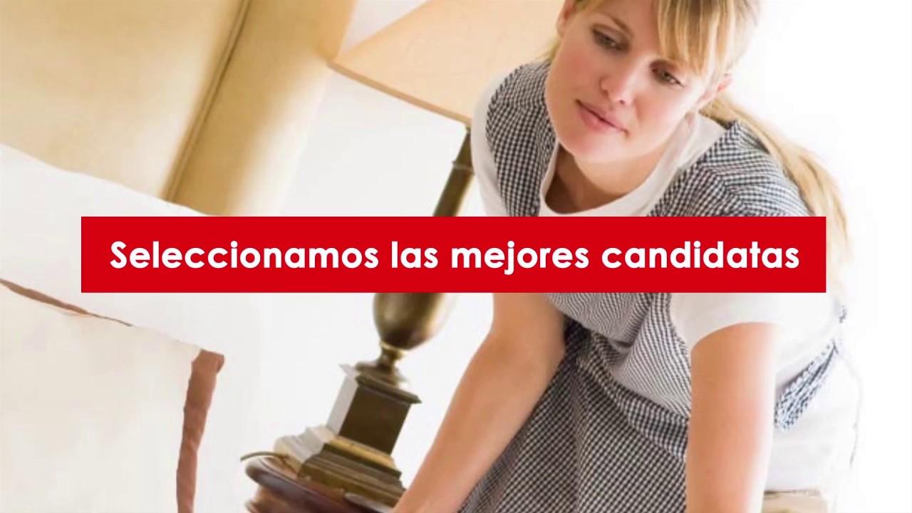 Servicio domestico por horas madrid escala salarial y for Agencia de empleo madrid servicio domestico
