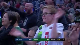 Giannis Antetokounmpo's Best Dunks   2018 2019 NBA Season   #NBADunkWeek