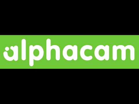 Alphacam 2019 R1 | What's New
