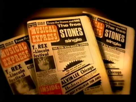 Inky Fingers - The NME Story - part 1