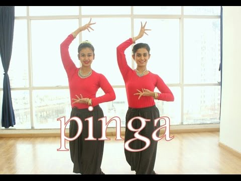 Pinga | Bajirao Mastani | Bollywood | Naach Choreography