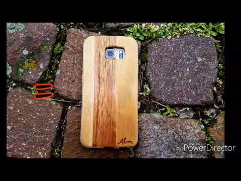 DIY: Wooden Phone Case (German)